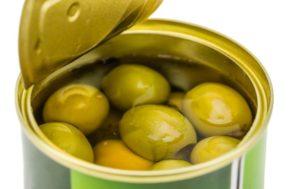 Полезно или вредно есть консервированные оливки