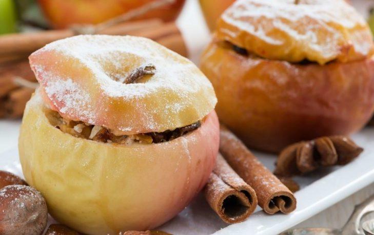 почему полезно есть печеные яблоки