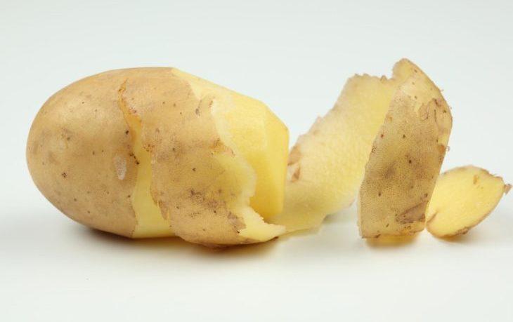 полезно ли есть картошку с кожурой