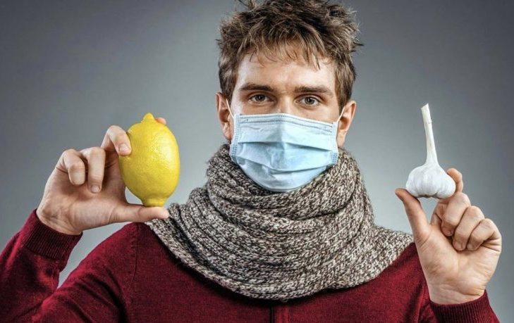питание против коронавируса