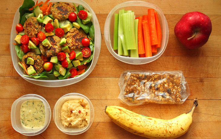 что можно есть на обед при похудении