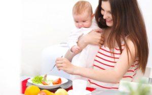 Что можно и нельзя есть при грудном вскармливании новорожденного