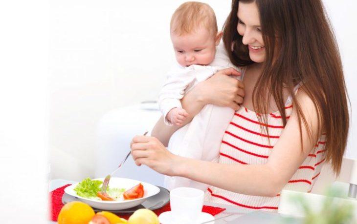 что нельзя есть при грудном вскармливании новорожденного