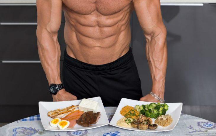 что можно есть при наборе мышечной массы