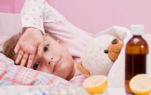 Что можно и нельзя есть при пневмонии ребенку