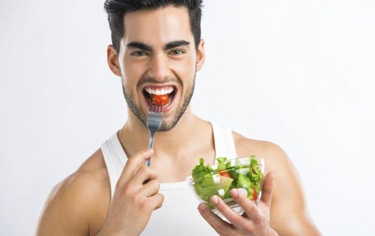 что можно есть при похудении мужчине