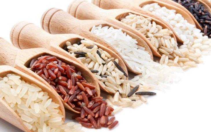 какой рис полезней