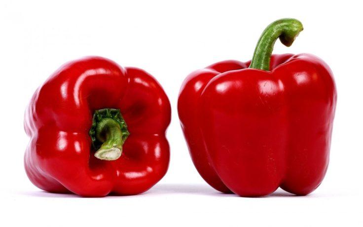 полезно есть красный болгарский перец