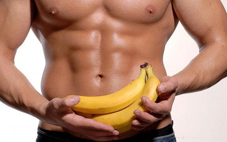полезно или вредно есть бананы после тренировки