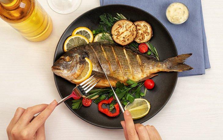 полезно есть рыбу каждый день