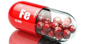 Что можно и нельзя есть при железодефицитной анемии