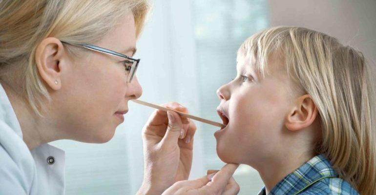 что можно есть при ларингите у детей