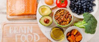 полезные продукты для сосудов головного мозга