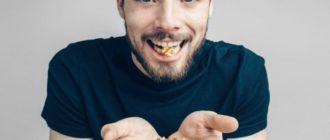 орехи полезно есть мужчинам
