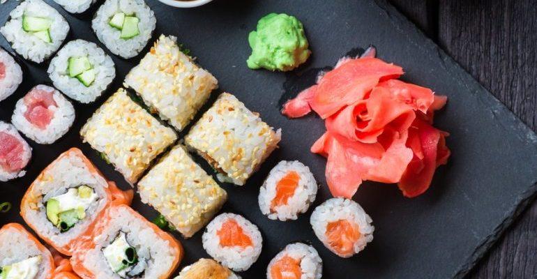полезно или вредно есть суши