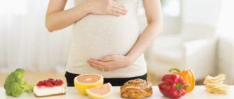 что нельзя есть и пить при беременности