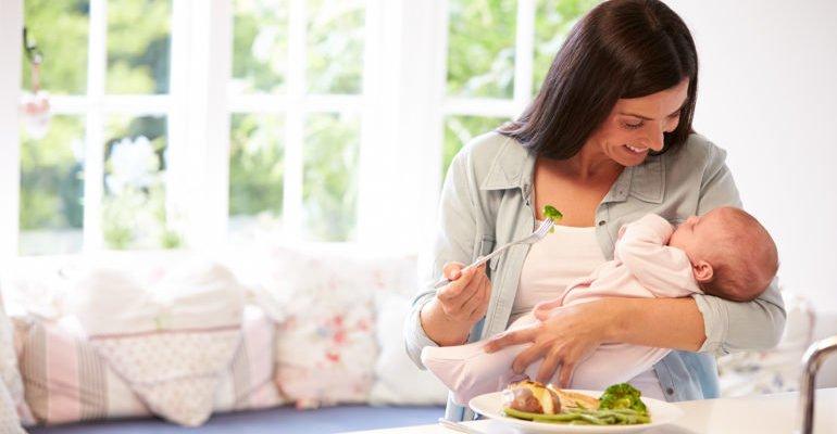 что нельзя есть при грудном кормлении