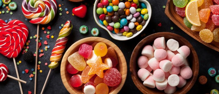 какие полезные сладости