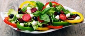 полезно ли есть салаты