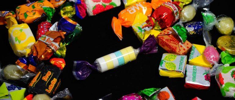 полезно или вредно есть конфеты
