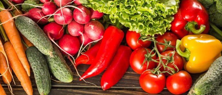 полезно или вредно есть сырые овощи