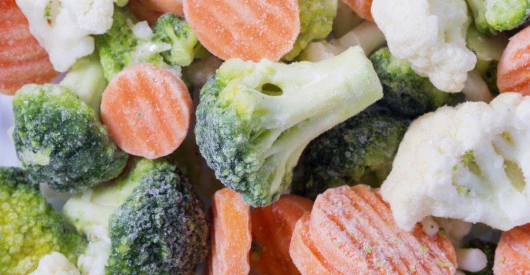 полезно или вредно есть замороженные овощи
