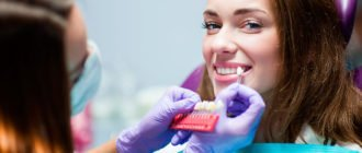 что можно есть при отбеливании зубов