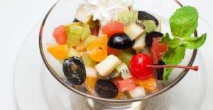 Какие фрукты полезно есть вечером