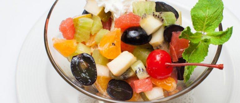 какие фрукты полезно есть на ночь