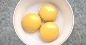 Полезно ли есть желток