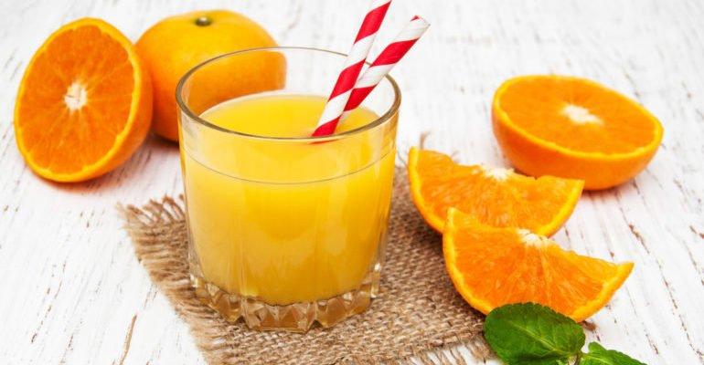 полезно ли пить апельсиновый сок утром