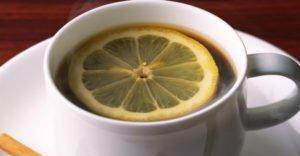 Полезно ли пить кофе с лимоном