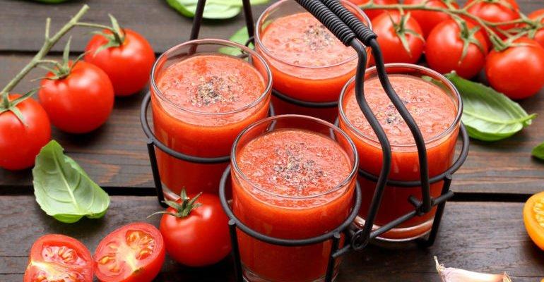 полезно ли пить томатный сок каждый день