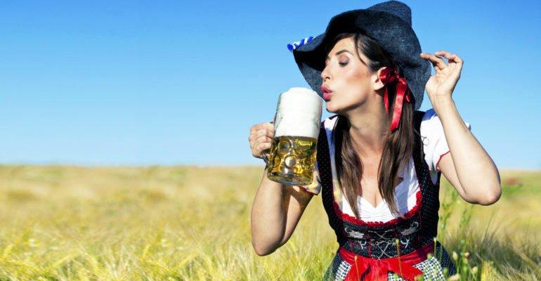 полезно ли пить пиво женщине