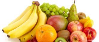 полезно есть фрукты