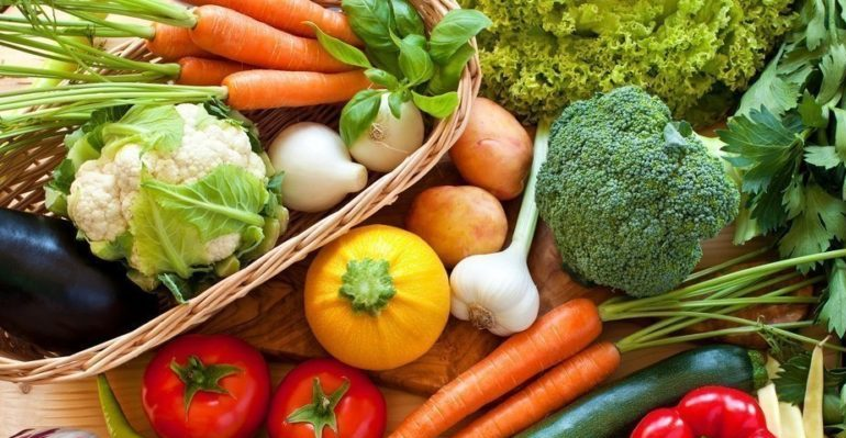 полезно есть овощи