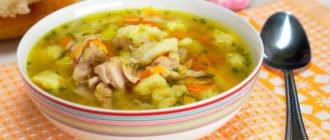 полезно есть супы