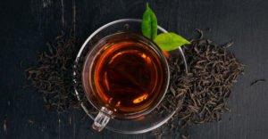Полезно ли пить черный чай