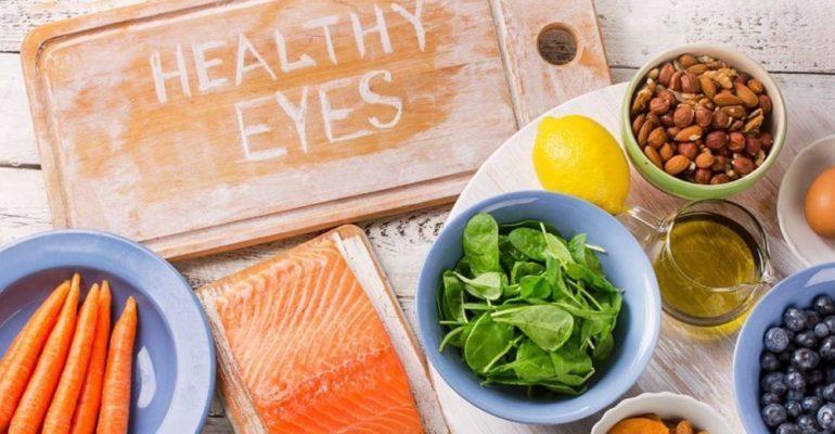 продукты для хорошего зрения