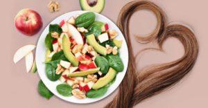 10 лучших продуктов для красоты волос