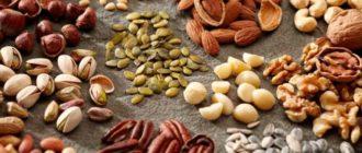 продукты для профилактики инсульта