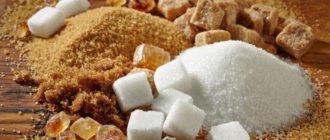 Нужен ли сахар для мозга