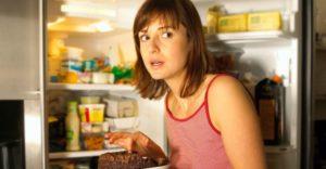 Почему полезно есть на ночь