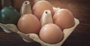 7 полезных продуктов для активной работы мозга