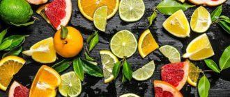 продукты для профилактики варикоза