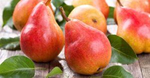 10 полезных свойств груши