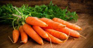 10 причин включить в свой рацион морковь