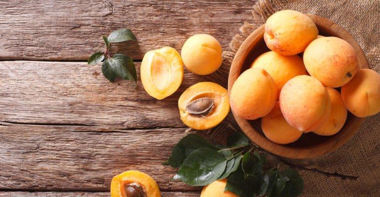 полезные свойств абрикосов