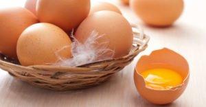 10 причин включить в свой рацион куриные яйца