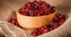 10 полезных свойств сушеной клюквы